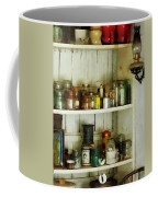 Hurricane Lamp In Pantry Coffee Mug