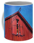 Hurricane Window Coffee Mug