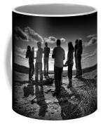 Hurry Sundown Coffee Mug