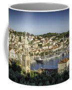 Hvar Overlook Coffee Mug