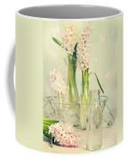 Hyacinth Arrangement Coffee Mug