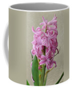 Hyacinth Pink Coffee Mug