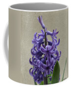 Hyacinth Purple Coffee Mug