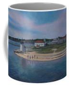 Brant Point Beach, Nantucket, Ma Coffee Mug