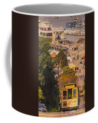 Hyde Street Cable Car Coffee Mug