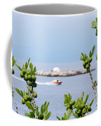 Hydra Island During Springtime Coffee Mug