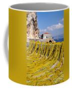 Hydra Island Coffee Mug