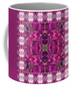 Hydrangea Abstract Coffee Mug