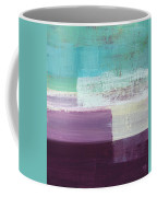 Hydrangea- Abstract Painting Coffee Mug