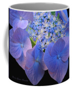 Hydrangea Blossom Macro Coffee Mug