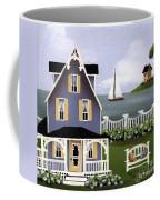 Hydrangea Cove Coffee Mug