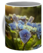 Hydrangea In Fading Light Coffee Mug