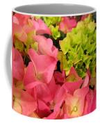 Hydrangea Joy Coffee Mug