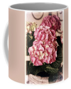 Hydrangea On The Veranda Coffee Mug