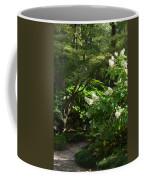 Hydrangea Path Coffee Mug