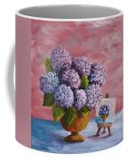 Hydrangeas From My Garden Coffee Mug