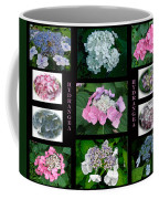Hydrangeas On Parade Coffee Mug