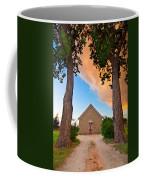Hygiene Colorado Church Of The Brethren 1880 Sunset Coffee Mug