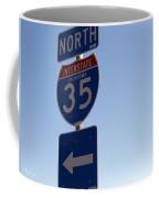 I 35 N. Oklahoma Coffee Mug
