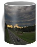 I-85 Shelf Cloud Coffee Mug