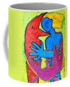 I Am Blue But Still Alive Do Not Eat Me Coffee Mug