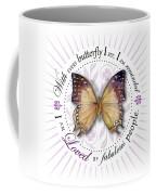 I Am Loved By Fabulous People Coffee Mug