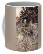 I Am That Merry Wanderer Of The Night Coffee Mug