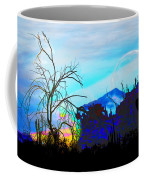 I Am And You Are The Moonset  Acknowledging And Accepting Our Past Mistakes- Autumn 1 Coffee Mug
