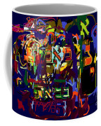 I Believe With Complete Faith In The Coming Of Mashiach 3 Coffee Mug by David Baruch Wolk