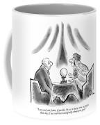 I Can Read Your Future Coffee Mug