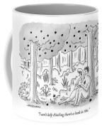 I Can't Help Thinking There's A Book In This Coffee Mug