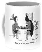 I Do Love Coffee Mug