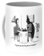 I Do Love Coffee Mug