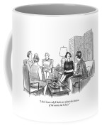 I Don't Know Why I Don't Care About The Bottom Coffee Mug