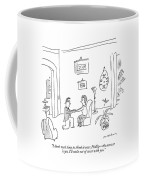 I Don't Need Time To Think Coffee Mug