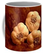I Dream Of Garlic Coffee Mug