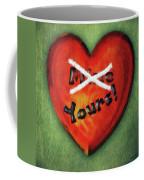 I Gave You My Heart Coffee Mug