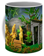 I Guess Dopey Didn't Look Good On Their Lawn Coffee Mug by John Malone