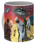 I Had Longed For Something That Would Make Me Think... Coffee Mug