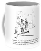 I Hat Them Both So I'm Voting For The Libertarian Coffee Mug
