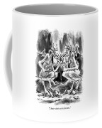 I Hate What We've Become Coffee Mug
