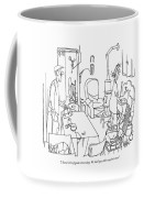 I Heard A Bit Of Good News Today. We Shall Pass Coffee Mug