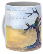 I Know The Plans I Have For You Coffee Mug