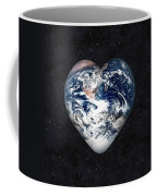 I Love Earth Coffee Mug
