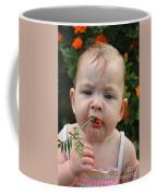 I Love Flowers Coffee Mug
