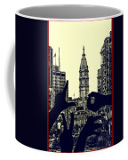 I Love Philly Coffee Mug by Bill Cannon