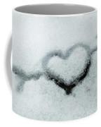 I Love The Winter Snow Coffee Mug