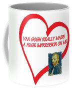 I Love Van Gogh Coffee Mug