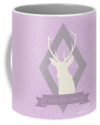 I Love You Deerly Coffee Mug