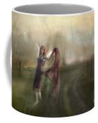 I Met An Angel On My Path Coffee Mug